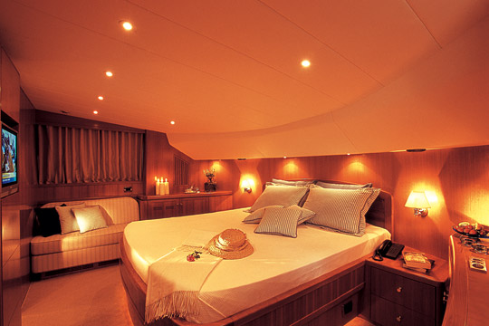 Proteus  VIP Cabin