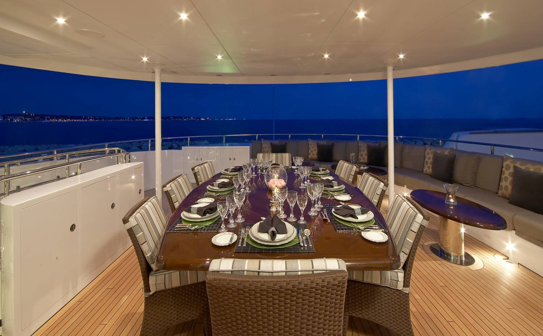 RAASTA -  Upper Deck Al Fresco Dining