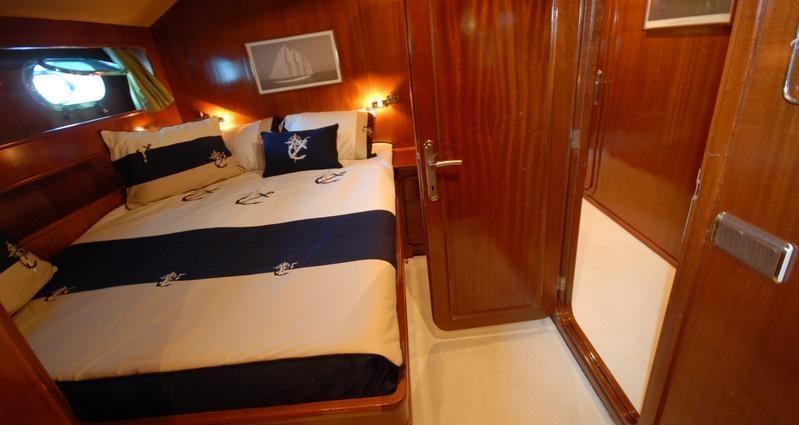 RIGEL - Guest double cabin