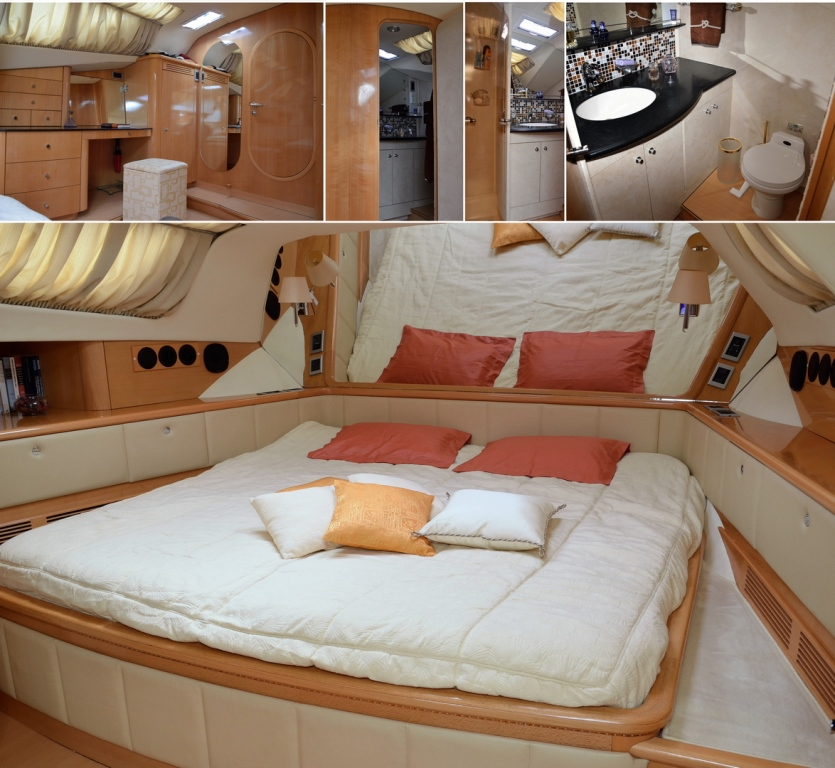 SAGITTARIUS - Master cabin