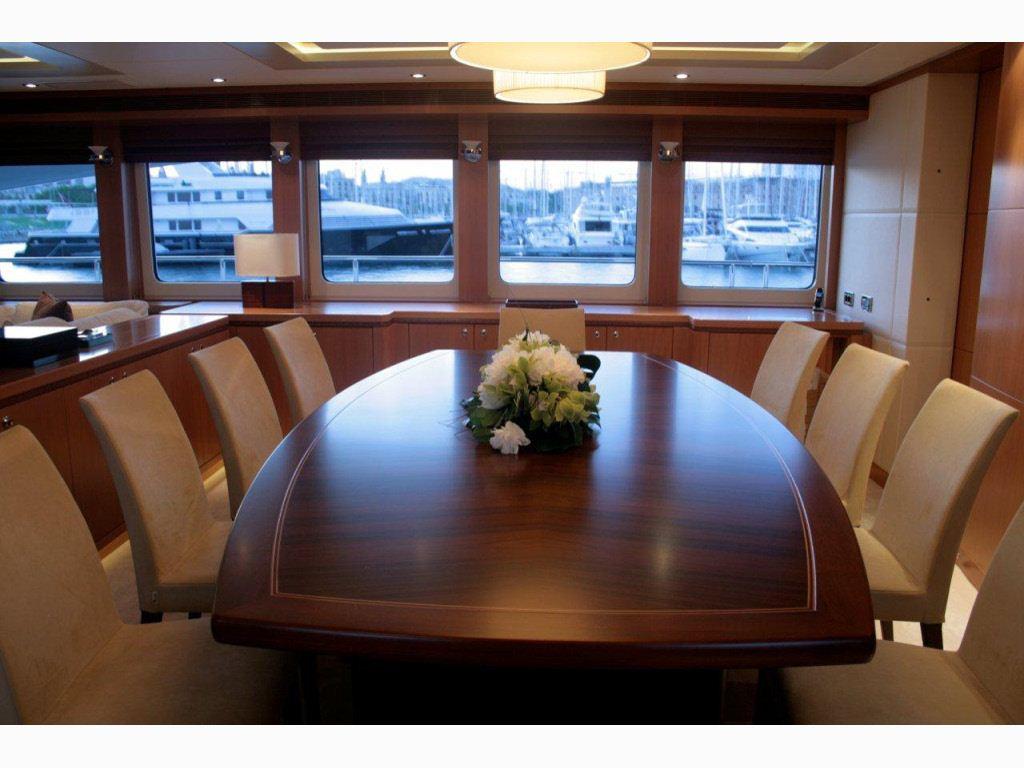 SAN BERNARDO -  Formal Dining Table