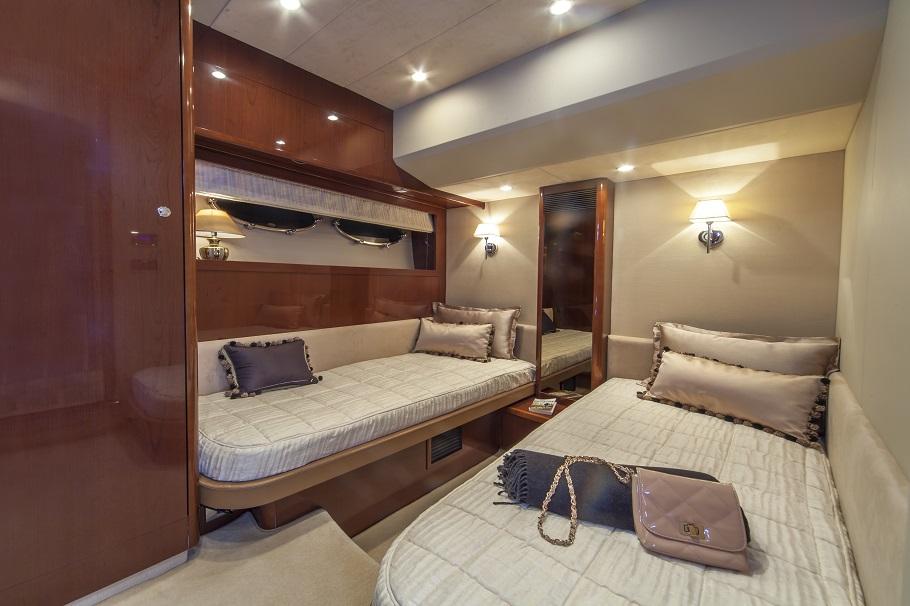 SASSY - Twin cabin