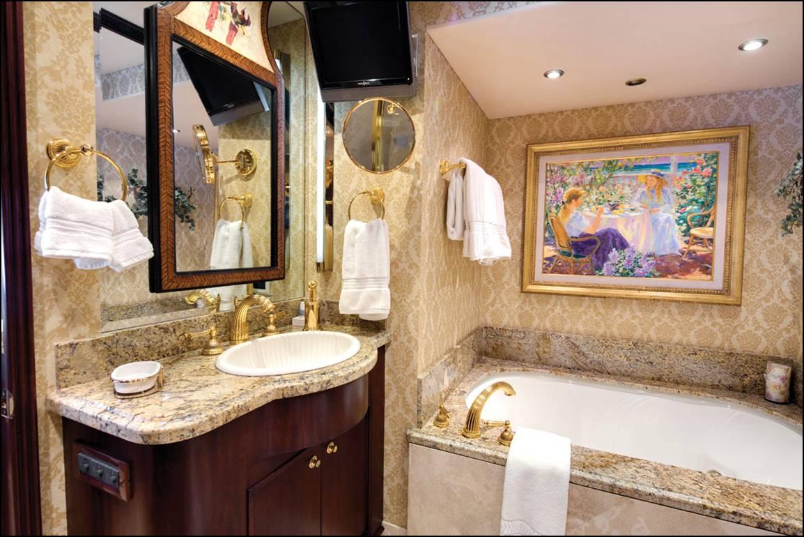 SEA DREAMS -  Master Bathroom