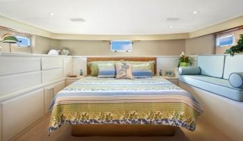 SEA VISTA master cabin