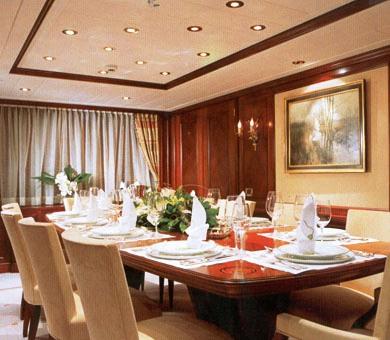 SEAFLOWER Dining Room