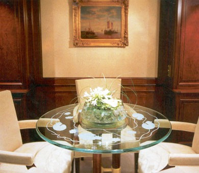 SEAFLOWER Table