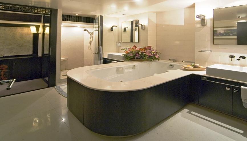 SENSEI Master Bathroom