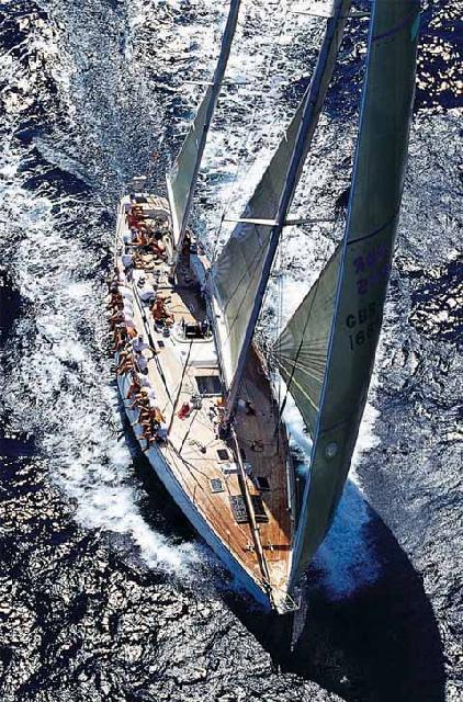 SHAITAN - Sailing