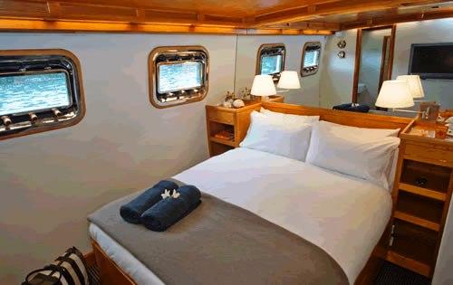 SOUTHERN CLOUD - Queen Cabin