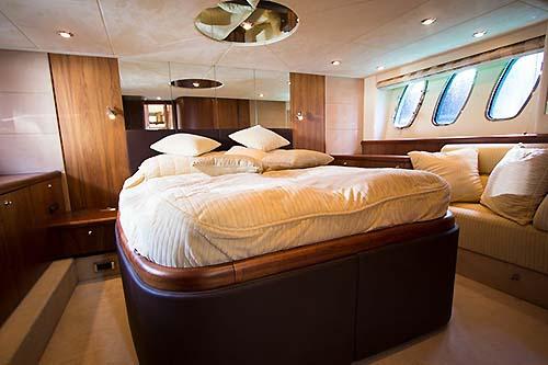SUNSEEKER VOGUE - VIP cabin