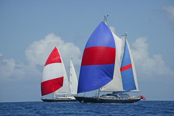 SY ANDROMEDA LA DEA - Sailing