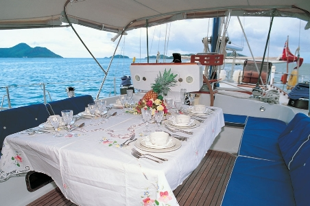 SY HIGH ASPECT - Alfresco dining