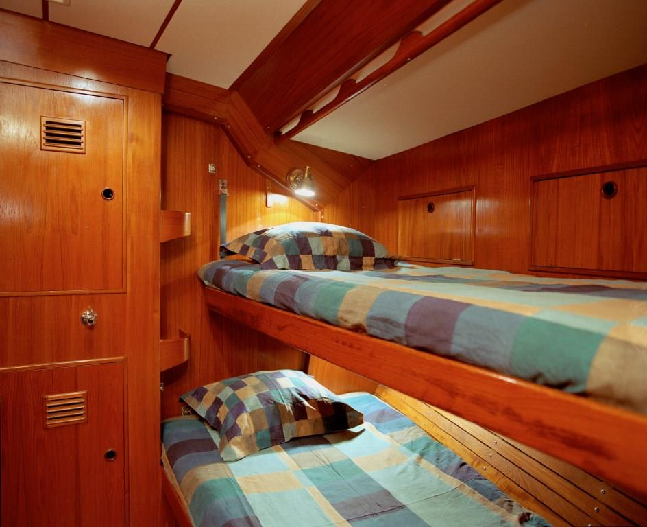 SY ICHIBAN - Guest cabin 2