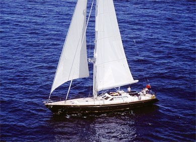 SY LIBERTAS -  Sailing