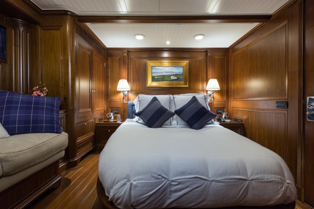 SY MARAE - Master cabin 2