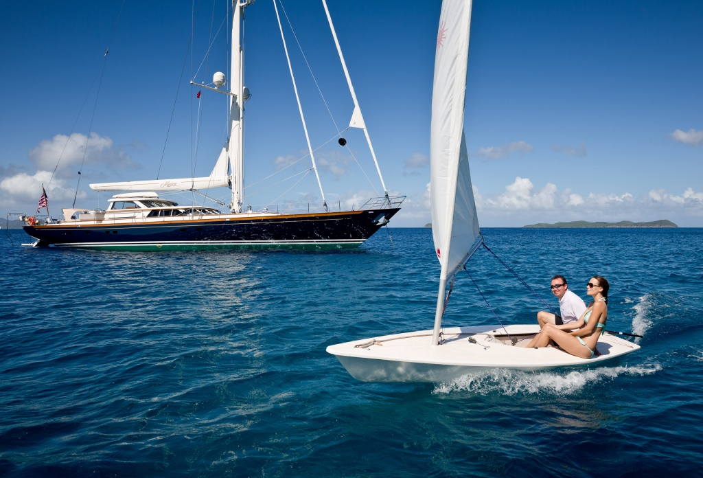 SY MARAE - Sailing dinghy