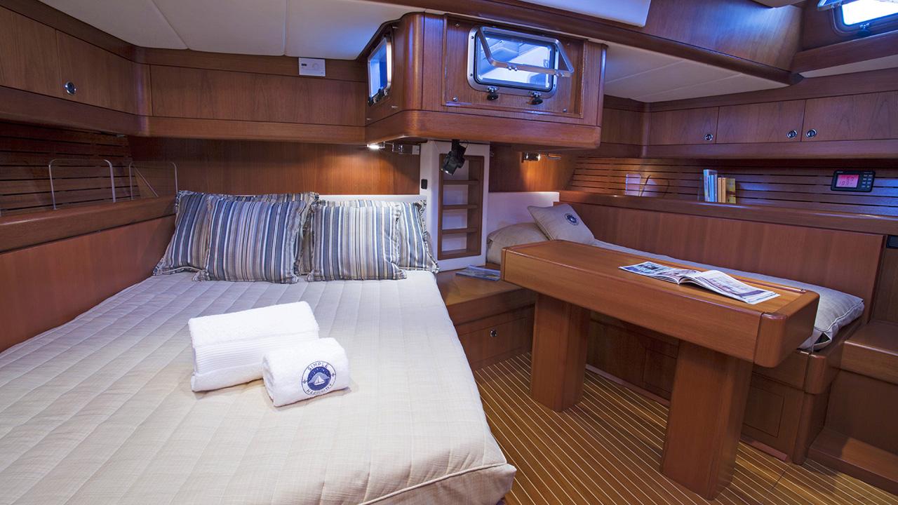 SY SIMPLE HARMONY - Master cabin