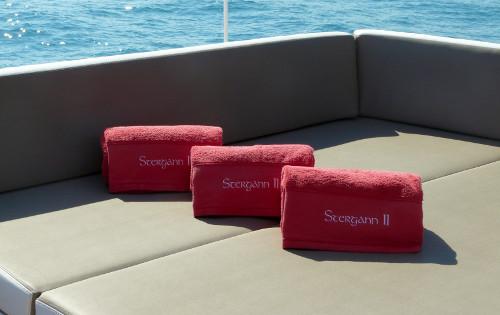 SY STERGANN II - Sunpads