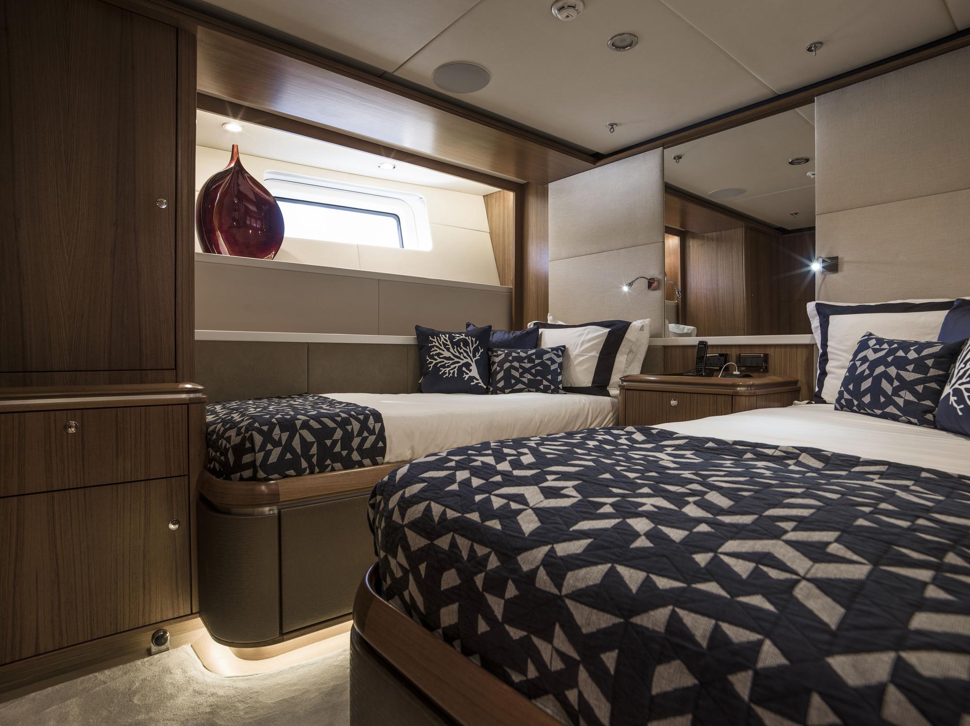 SY TWILIGHT - Twin cabin