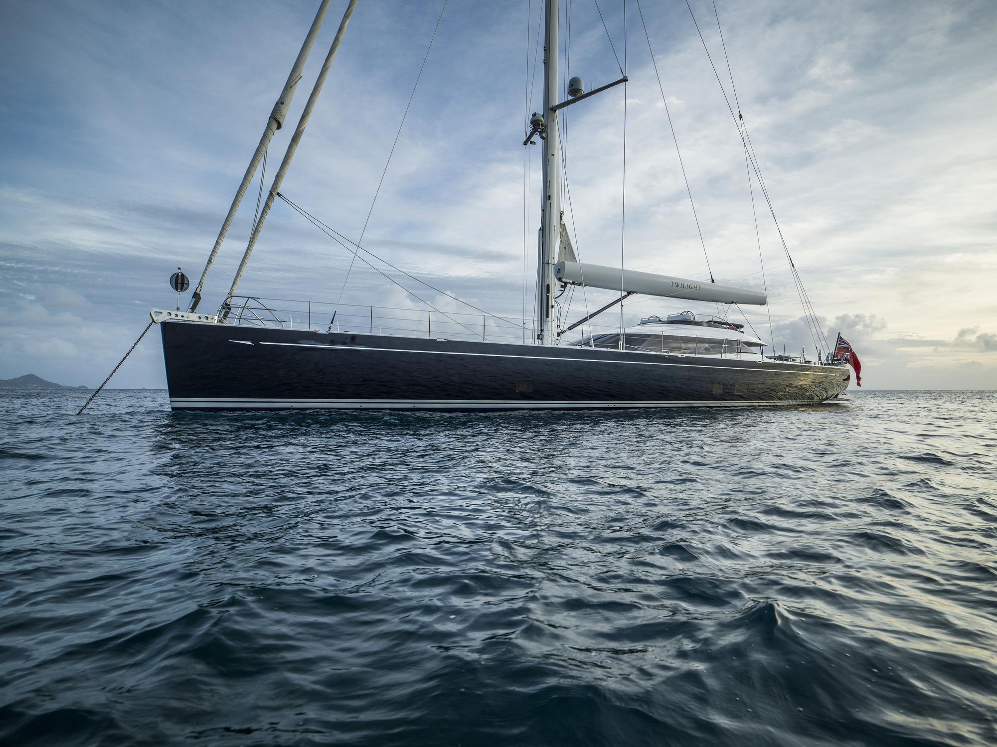 SY TWILIGHT - Yacht