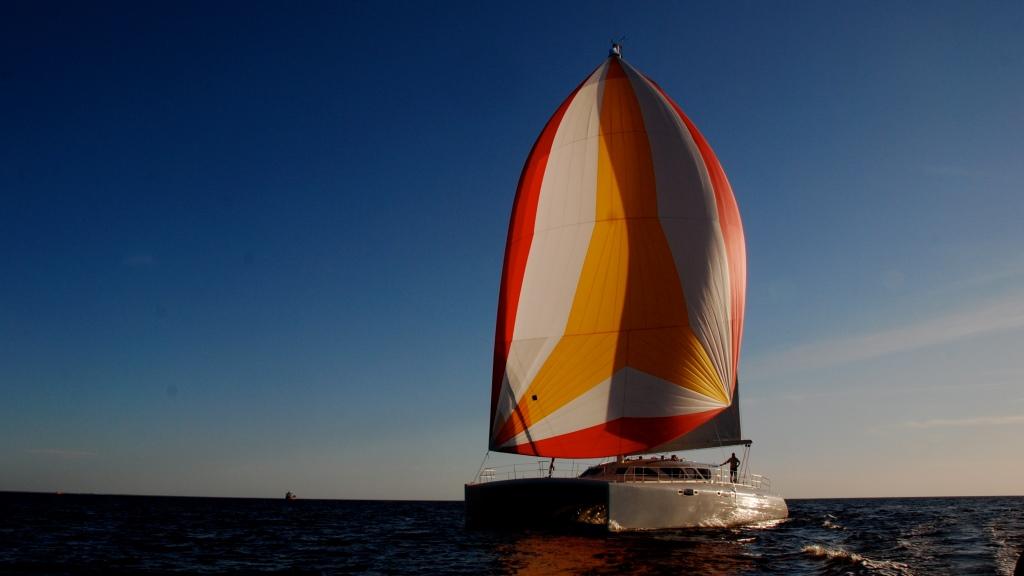 SY WILD CAT - Sailing