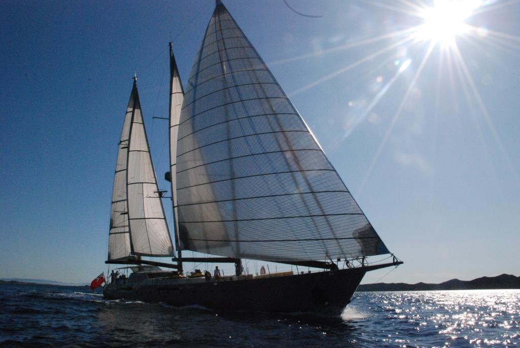 SY YAMAKAY - Sailing