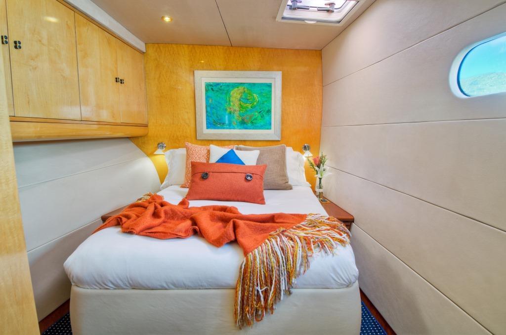 SY ZINGARA - Guest cabin 2