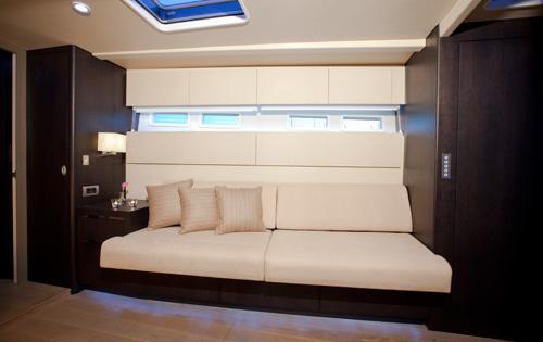Sail Yacht AEGIR - Twin Cabin