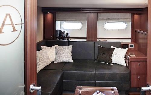 Sail Yacht AIYANA -  Lounge