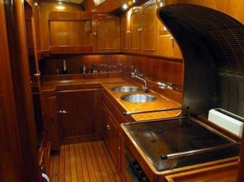 Sail Yacht ALINA -   Galley 2
