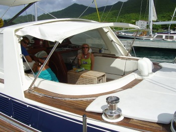 Sail Yacht ALINA -   Relaxing on charter