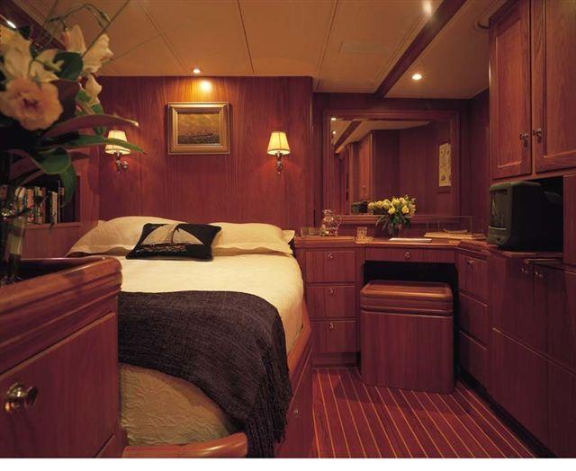 Sail Yacht AVALON -  VIP Cabin