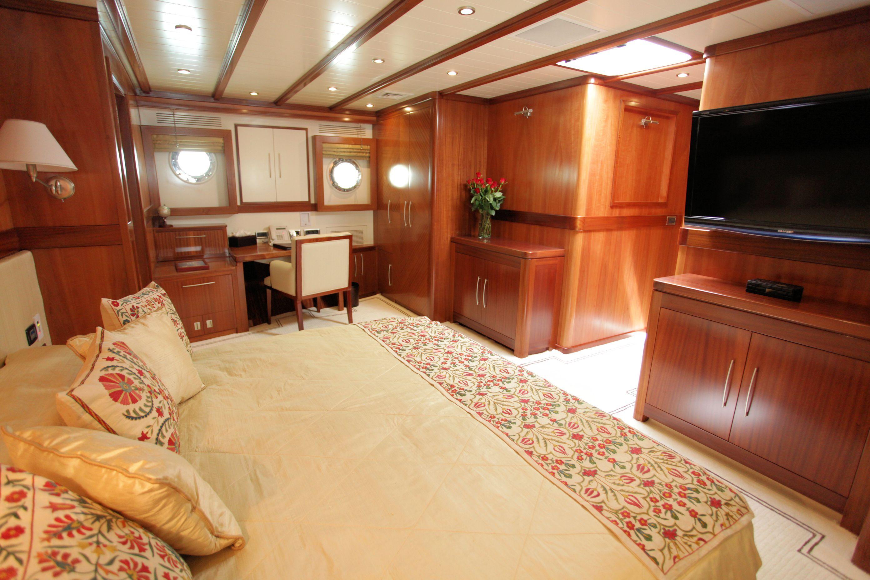 Sail Yacht DON CHRIS - Master Cabin 2