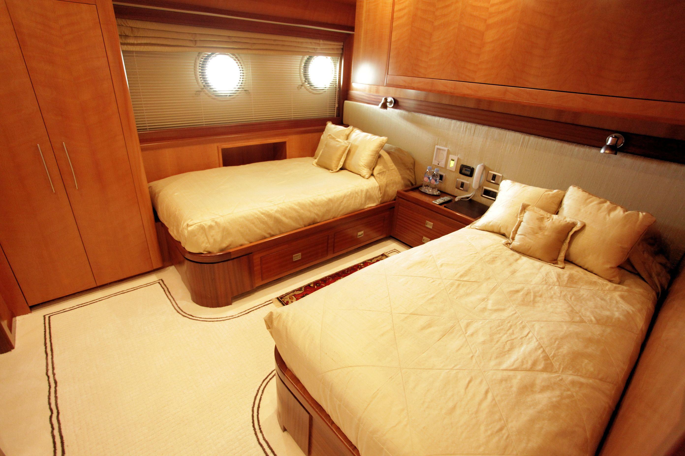 Sail Yacht DON CHRIS - Twin Cabin