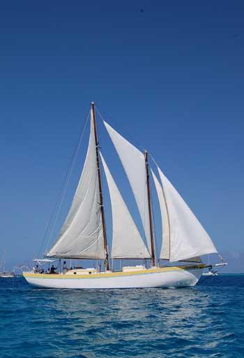 Sail Yacht JAMBALAYA -  Sailing
