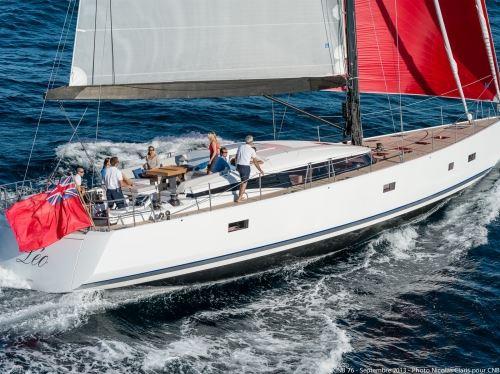 Sail Yacht LEO -  Sailing