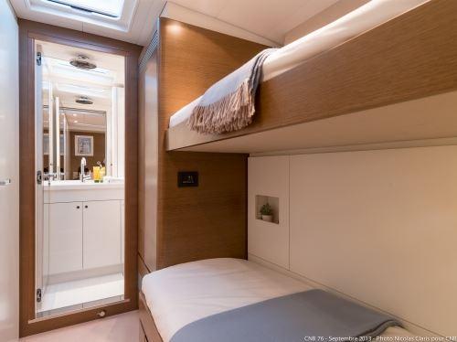 Sail Yacht LEO -  Twin Cabin