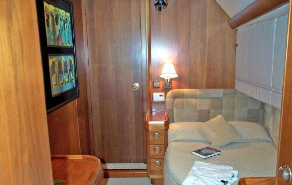 Sail Yacht LETIZIA -  Double Cabin