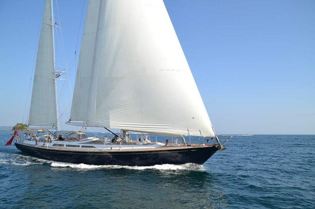 Sail Yacht LETIZIA -  Main
