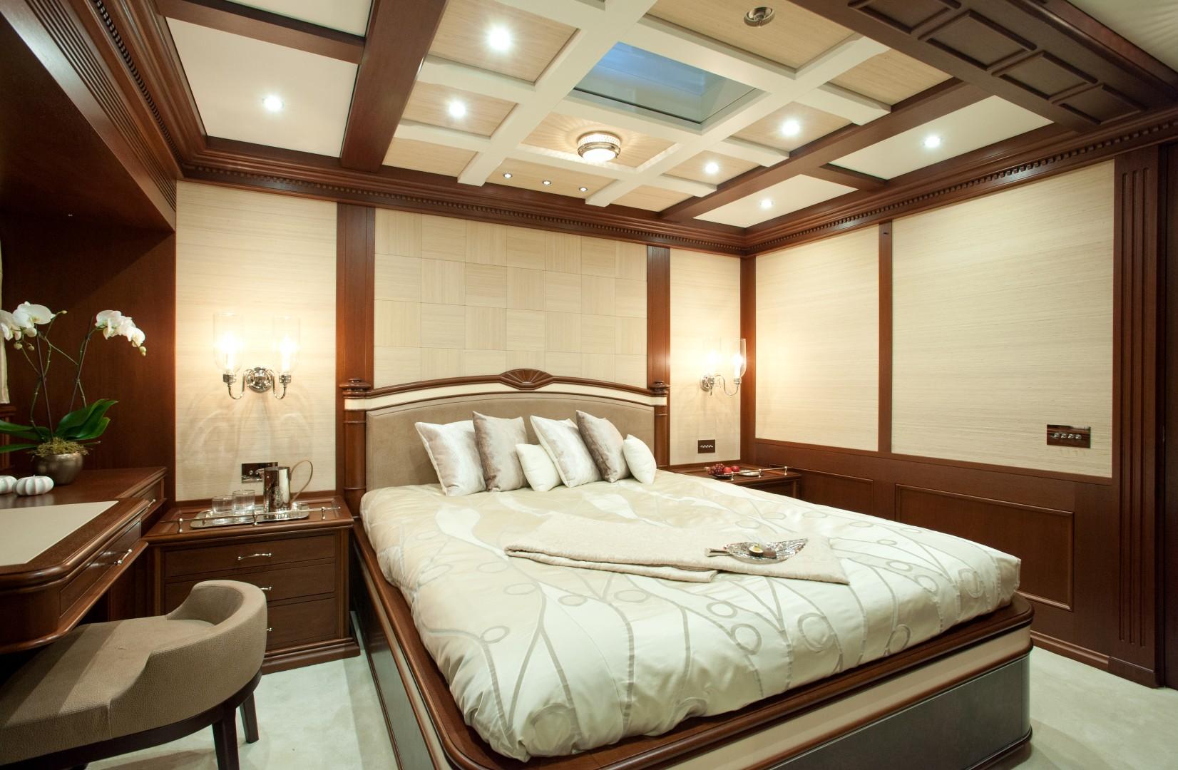 Sail Yacht M.S. Vorontsov - Guest cabin