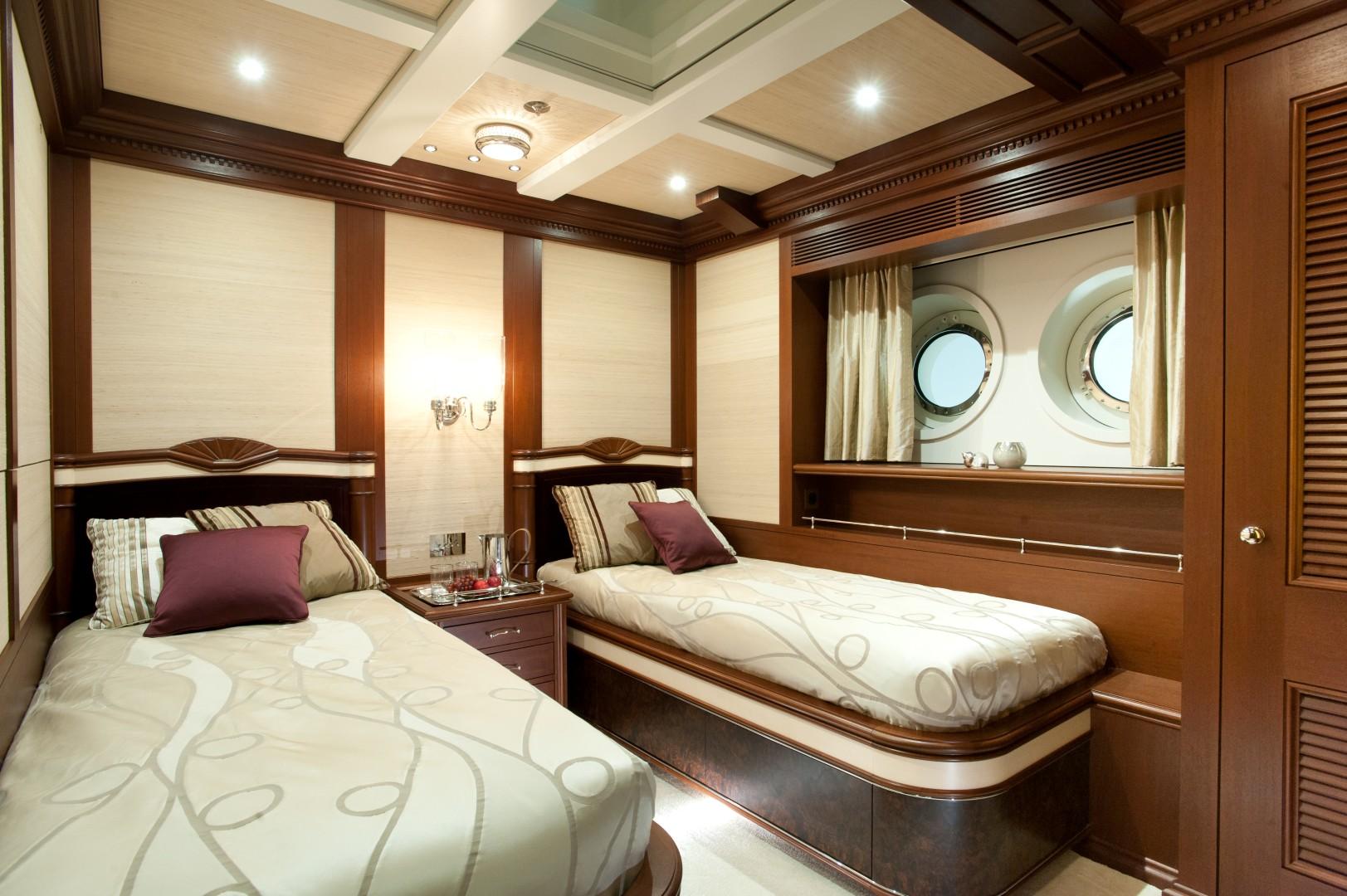 Sail Yacht M.S. Vorontsov - Twin Cabin