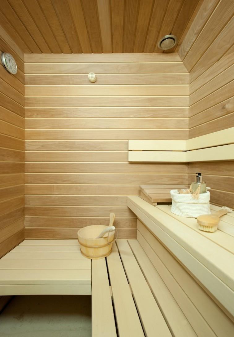 Sail Yacht M.S. Vorontsov - sauna