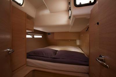 Sail Yacht MIMOSA - Guest Cabin