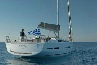 Sail Yacht MIMOSA - On Charter
