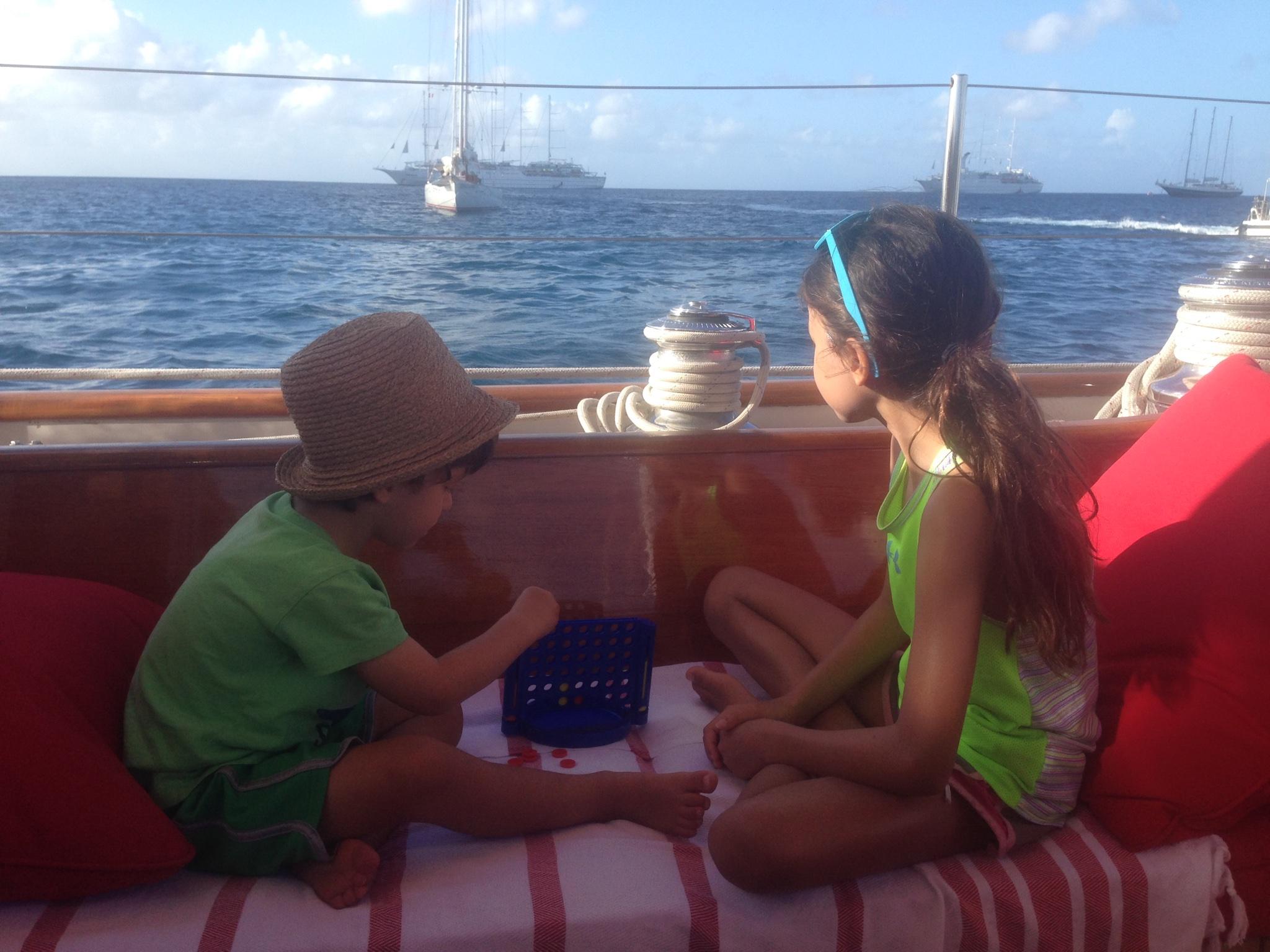 Sail Yacht NORTHERN STAR - On Charter