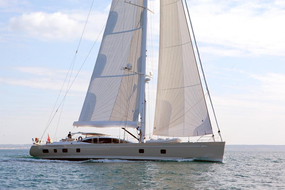 Sail Yacht PENELOPE -  Profile