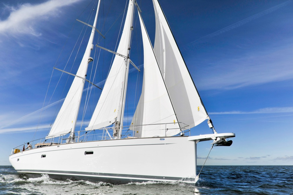 Sail yacht HELENE - 001