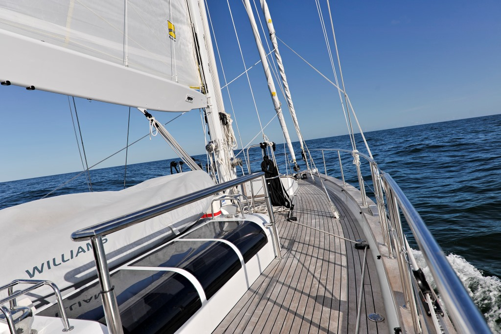 Sail yacht HELENE - 005