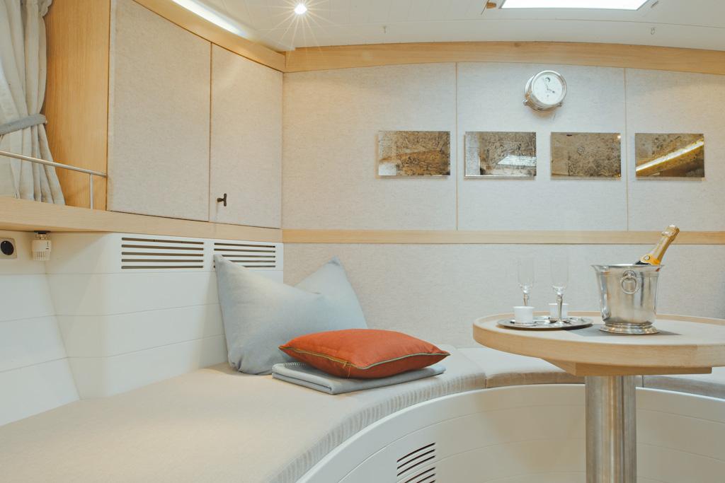 Sail yacht HELENE - 007