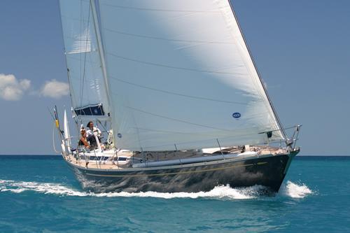 Sail yacht MARGAUX -  Main